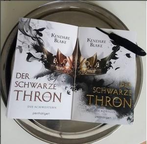 Der schwarze Thron_Jane Fetzer
