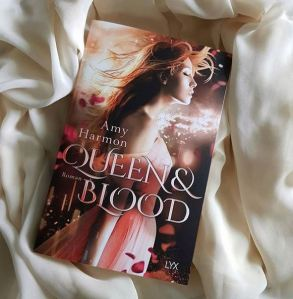 Queen and Blood jane fetzer
