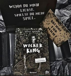 Wicker KingJF